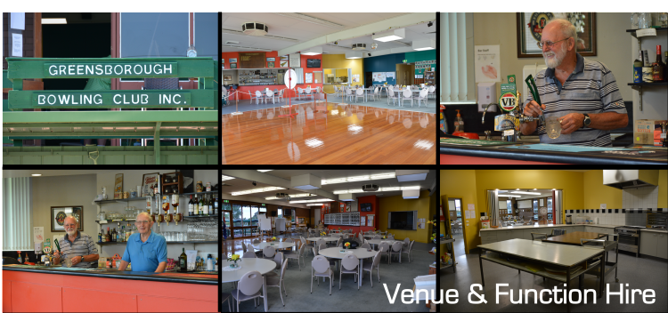 Slider - Venue & Function Hire