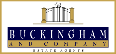 Buckingham Real Estate Logo